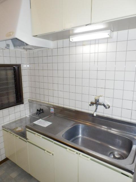 プチメゾン フジ 101号室のキッチン
