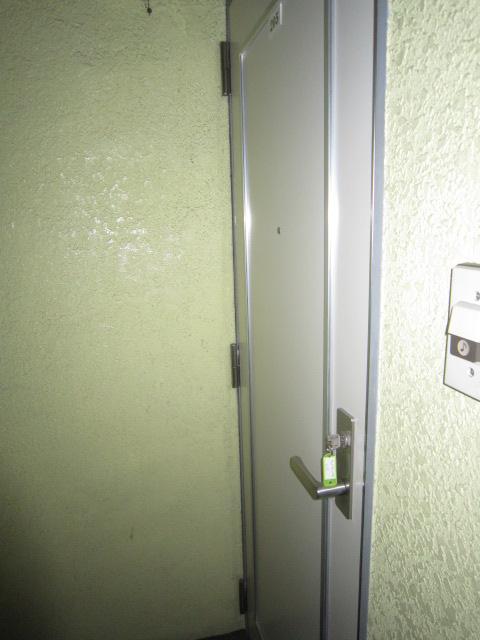 キャピタル北町 205号室のセキュリティ