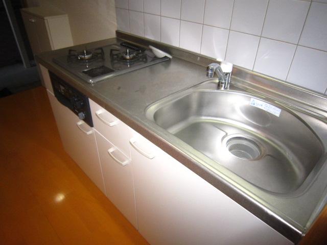 Casa Legame 103号室のキッチン