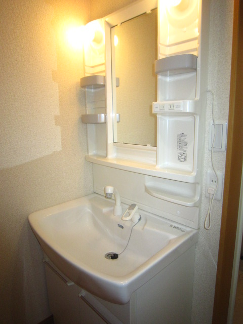 Casa Legame 103号室の洗面所