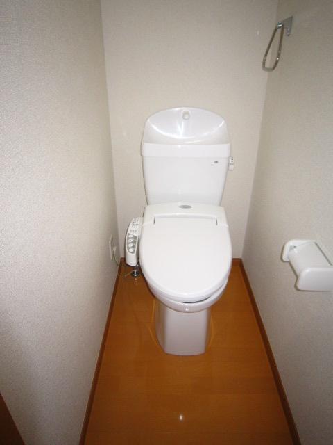 Casa Legame 103号室のトイレ