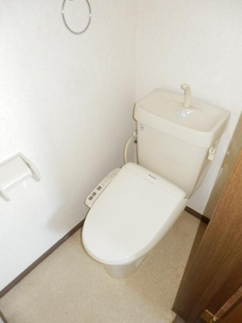 メイヨーヒルズ 103号室のトイレ