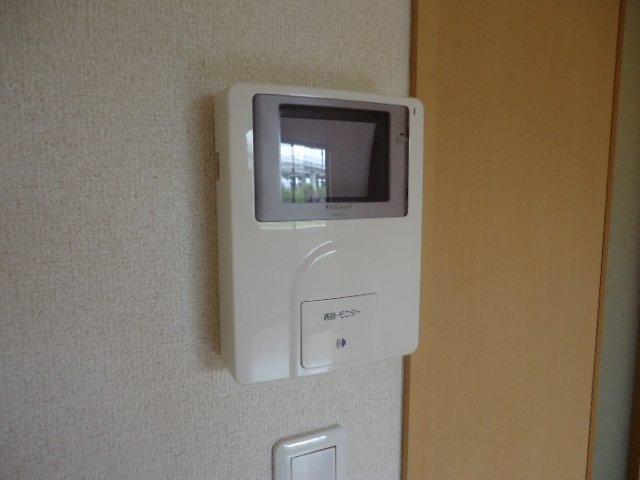 ヴァンベール 107号室のセキュリティ