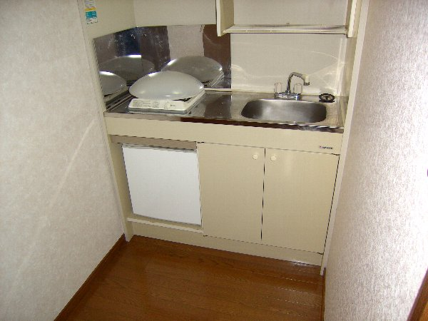 パルクベール井荻 201号室のキッチン