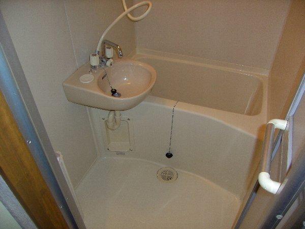 パルクベール井荻 201号室の風呂