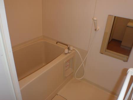 ヴェルデめいわ A・B A203号室の風呂