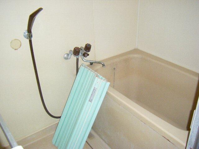 メゾン和 203号室の風呂