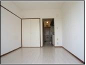 ベルガーネットA・B B101号室の収納
