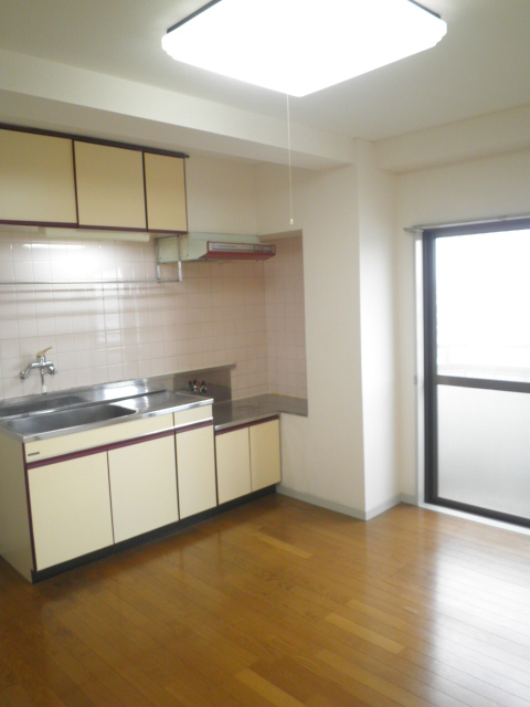 田口ビル 901号室のキッチン