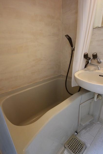 シンメイビル 202号室の風呂