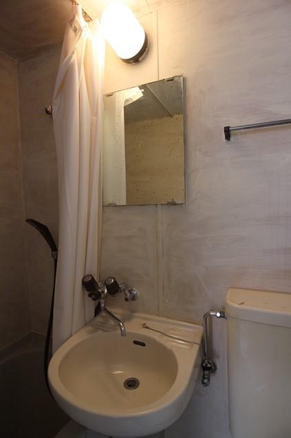シンメイビル 202号室の洗面所