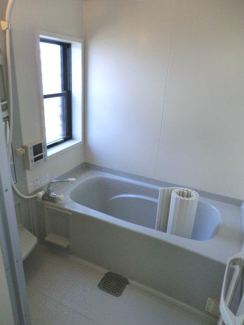 星野テラスハウスⅠの風呂