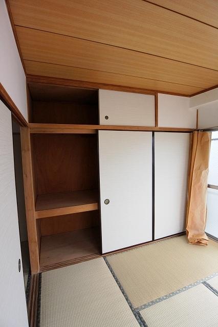 第2三井マンション 401号室の収納
