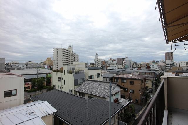 第2三井マンション 401号室の景色