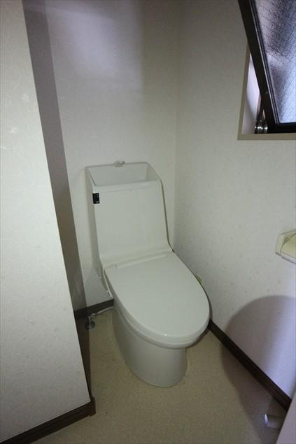 画像5:洗面所
