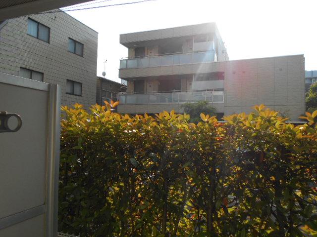 ビオ・トープ 106号室の景色