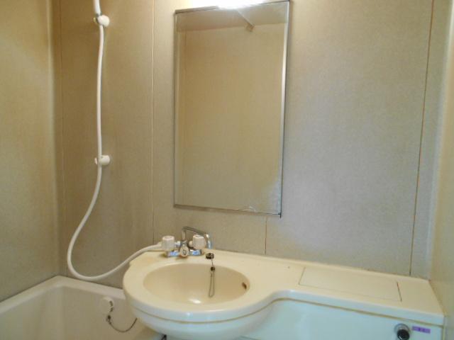 ビオ・トープ 106号室の洗面所