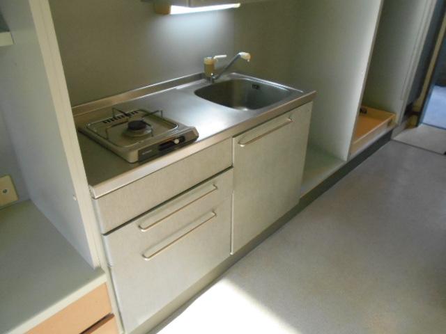 ビオ・トープ 106号室のキッチン