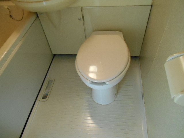 ビオ・トープ 106号室のトイレ