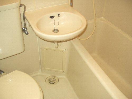 ウィンベルソロ新小岩第2 201号室の風呂