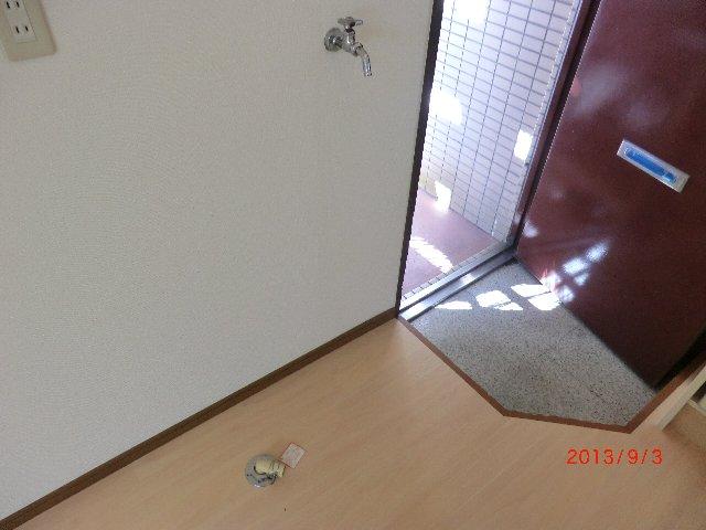 グランエスポアール 103号室の設備