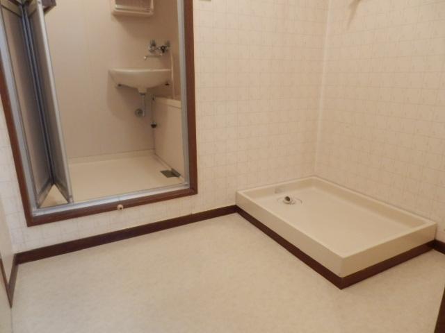 グランエスポアール 503号室の洗面所