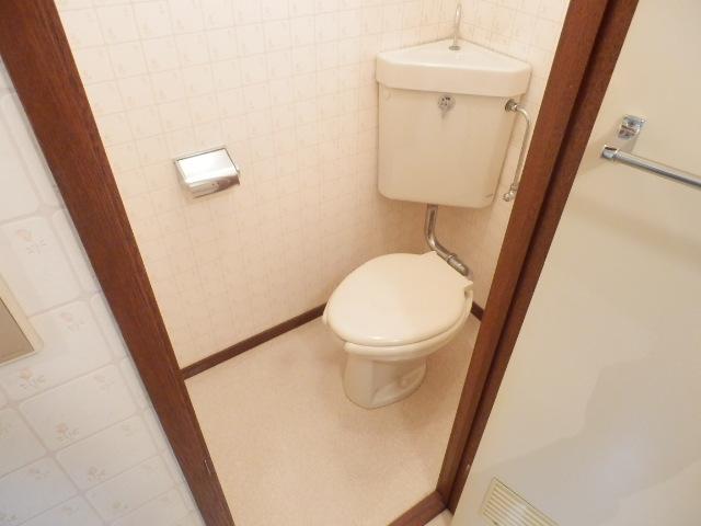 グランエスポアール 503号室のトイレ