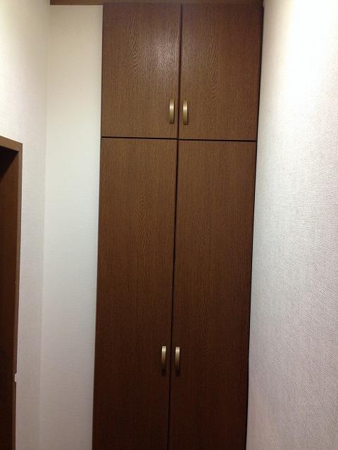 マンション渡田 302号室の収納