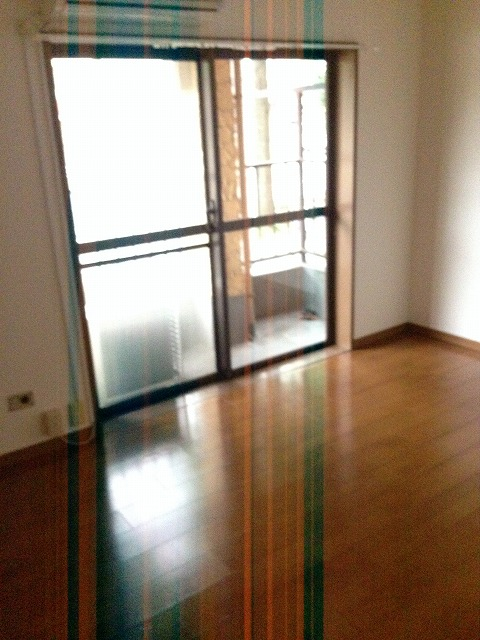マンション渡田 302号室のリビング