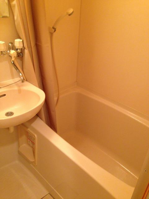 マンション渡田 302号室の風呂