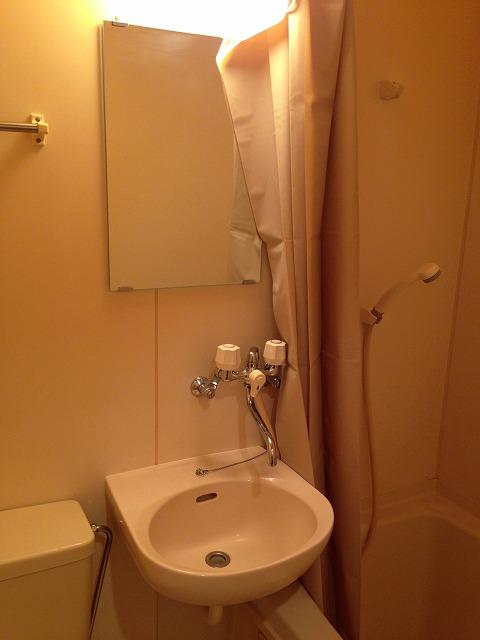 マンション渡田 302号室の洗面所