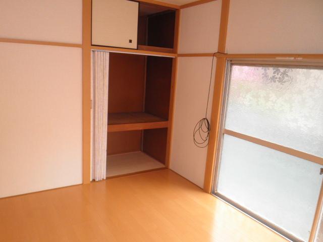 さくら荘 201号室の収納