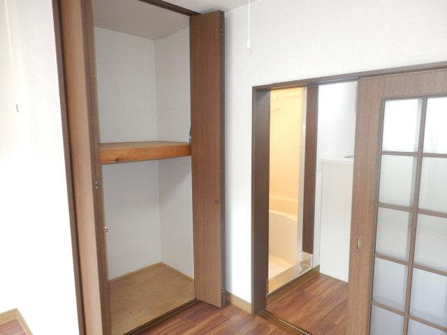小野ハイツ 202号室の収納
