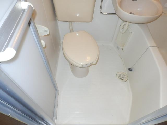 小野ハイツ 202号室のトイレ