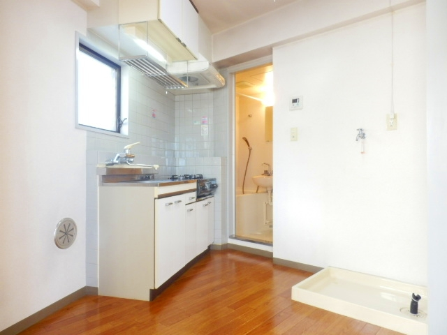 ル・クレール国立 301号室のキッチン