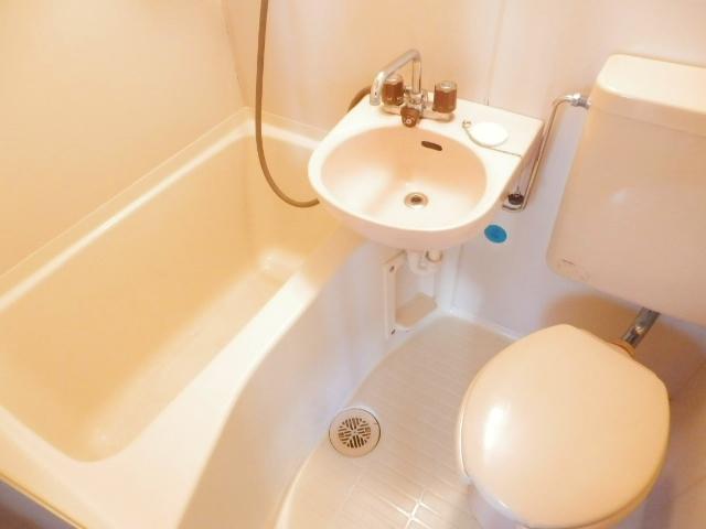 ル・クレール国立 301号室の風呂