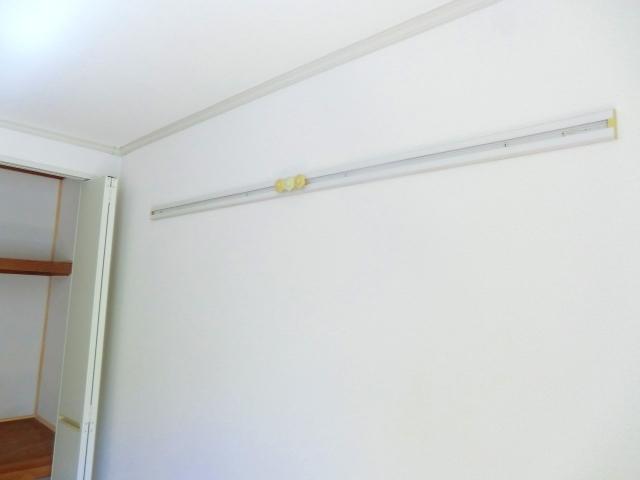 パークサイドハウスA 106号室の設備