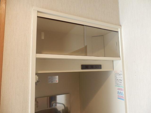 フォッセ国立 303号室の収納