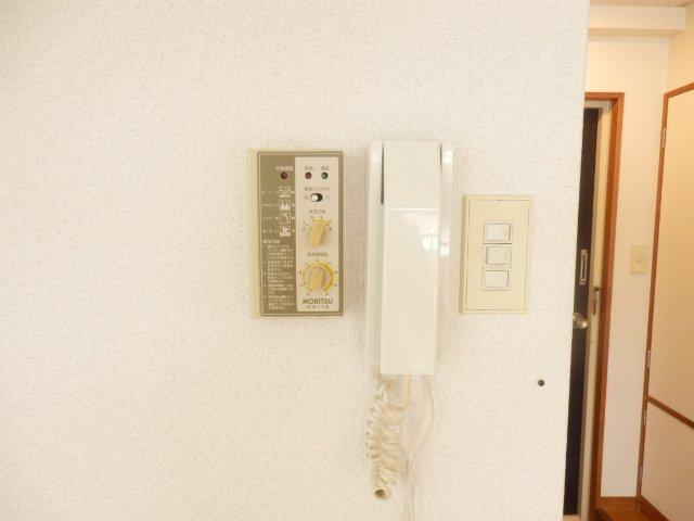 ハイム・ヤマ 203号室のセキュリティ