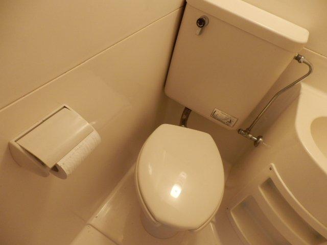 ハイム・ヤマ 203号室のトイレ