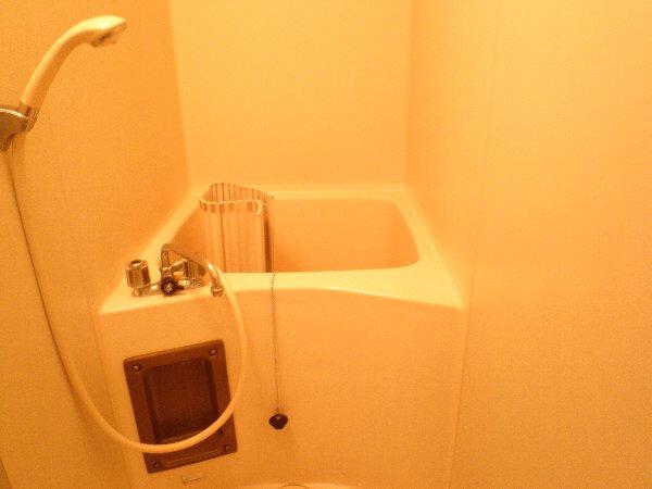 石山荘 N号室の風呂