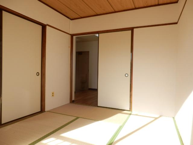 大野ハイツ 302号室のリビング