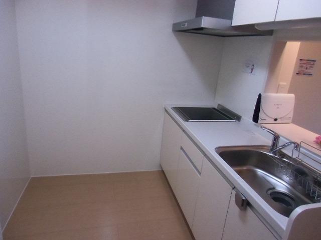 ディアレスト 102号室のキッチン