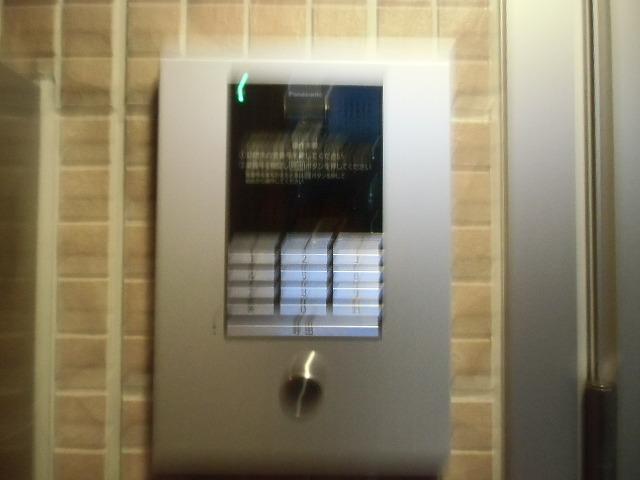 ディアレスト 102号室のセキュリティ