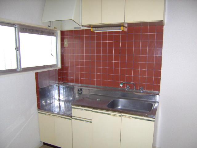アカツキマリオン 101号室のキッチン