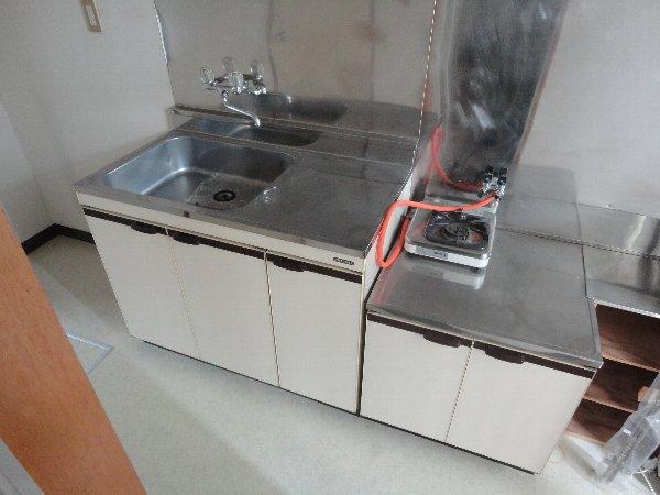 エクセルK 202号室のキッチン