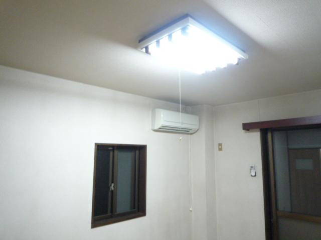 ササキアパート 202号室の設備