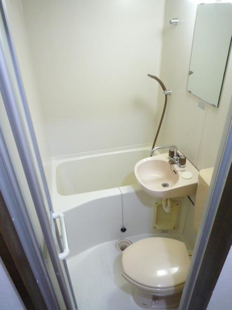 ササキアパート 202号室のトイレ