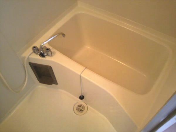 カレッジ平成 204号室の風呂