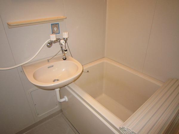 コーポ相澤A 203号室の風呂